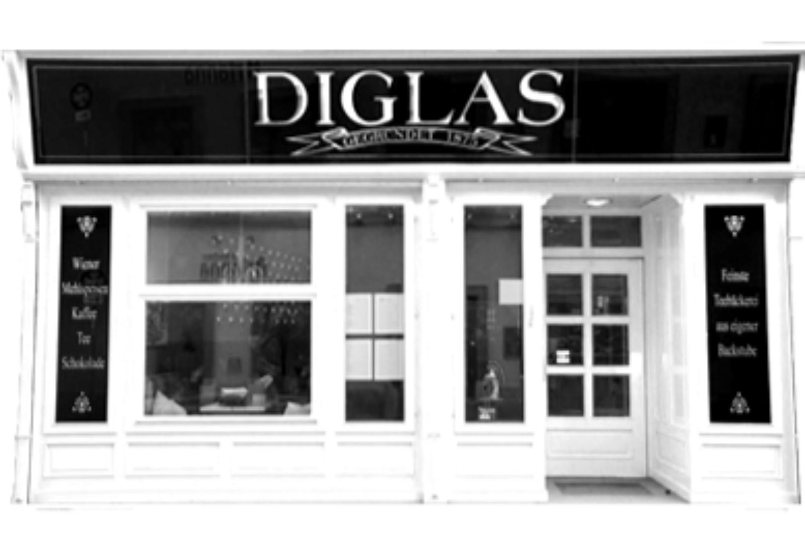 DIGLAS AM FLEISCHMARKT
